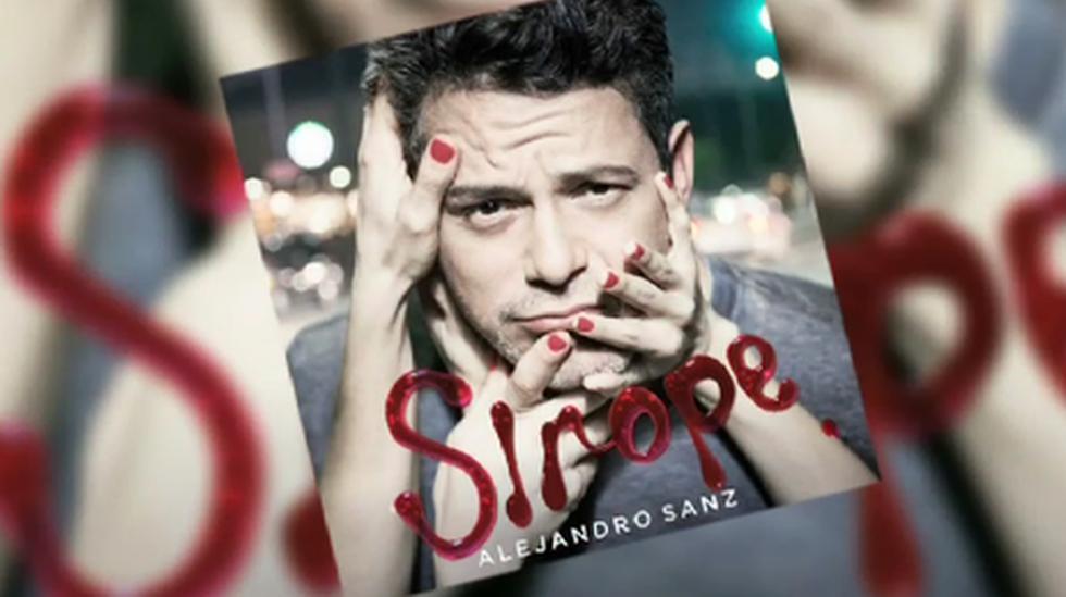 Photo of Alejandro Sanz lanza SIROPE EN VIVO