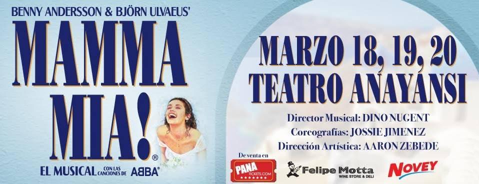 Photo of Mamma Mia! en Panamá