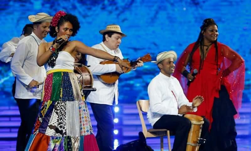 Photo of El grupo Afrodisíaco llego a Panamá
