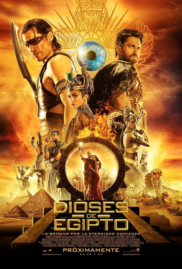Photo of Dioses de Egipto