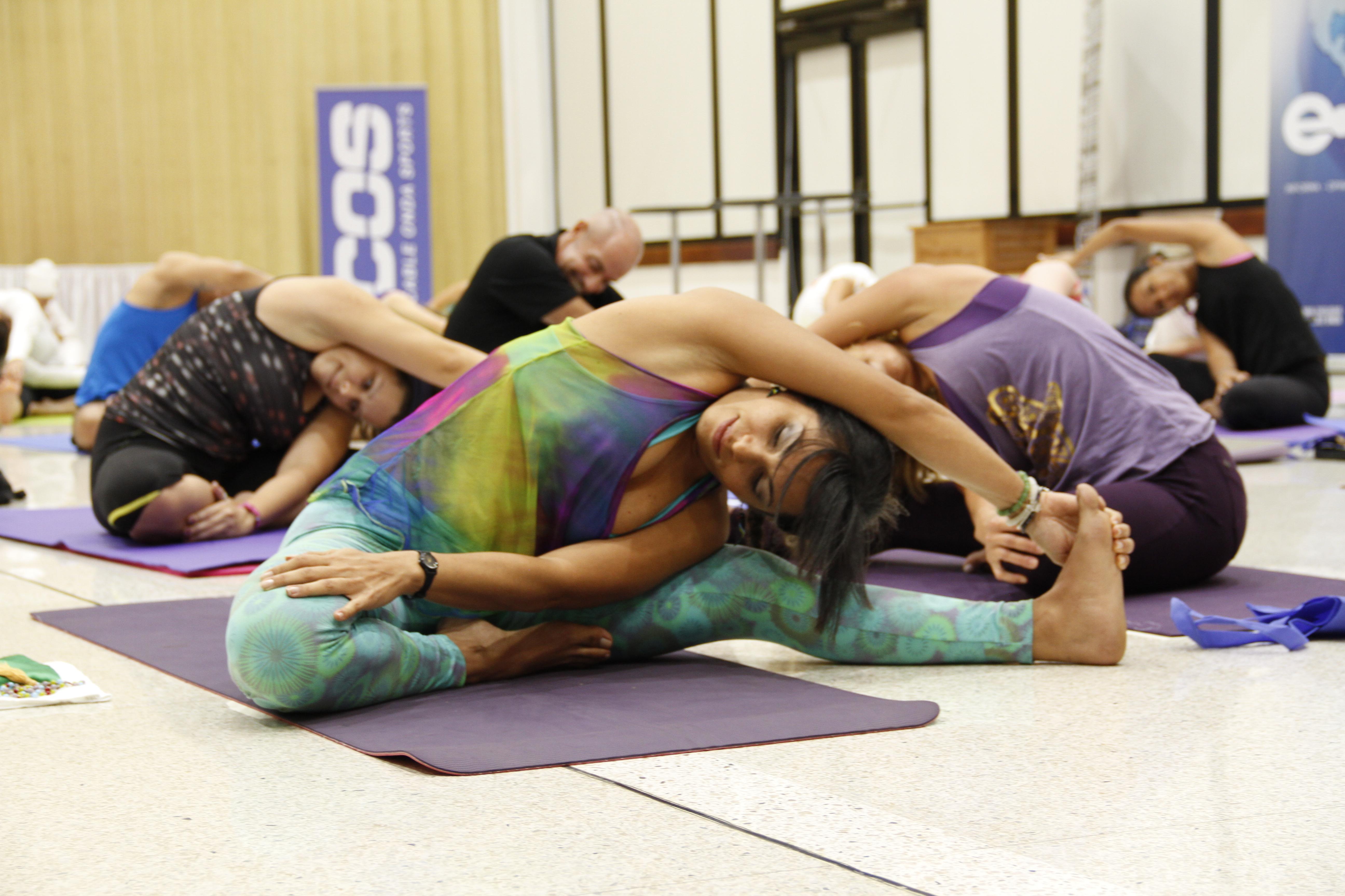 Photo of 4ta. edición del festival de Yoga en Panamá