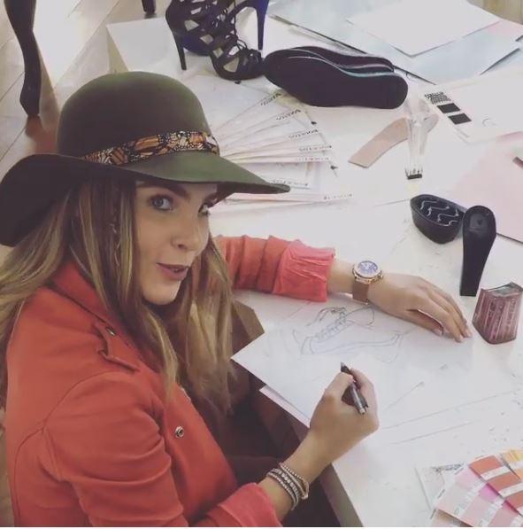 Photo of Belinda nos muestra su nuevo talento