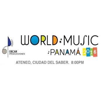 Photo of World Music Panamá 2016