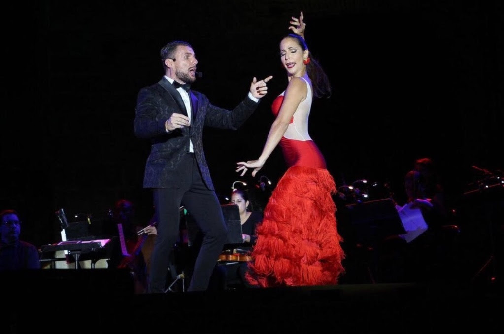 Photo of Éxito total en la tercera edición del Panamá Flamenco Festival