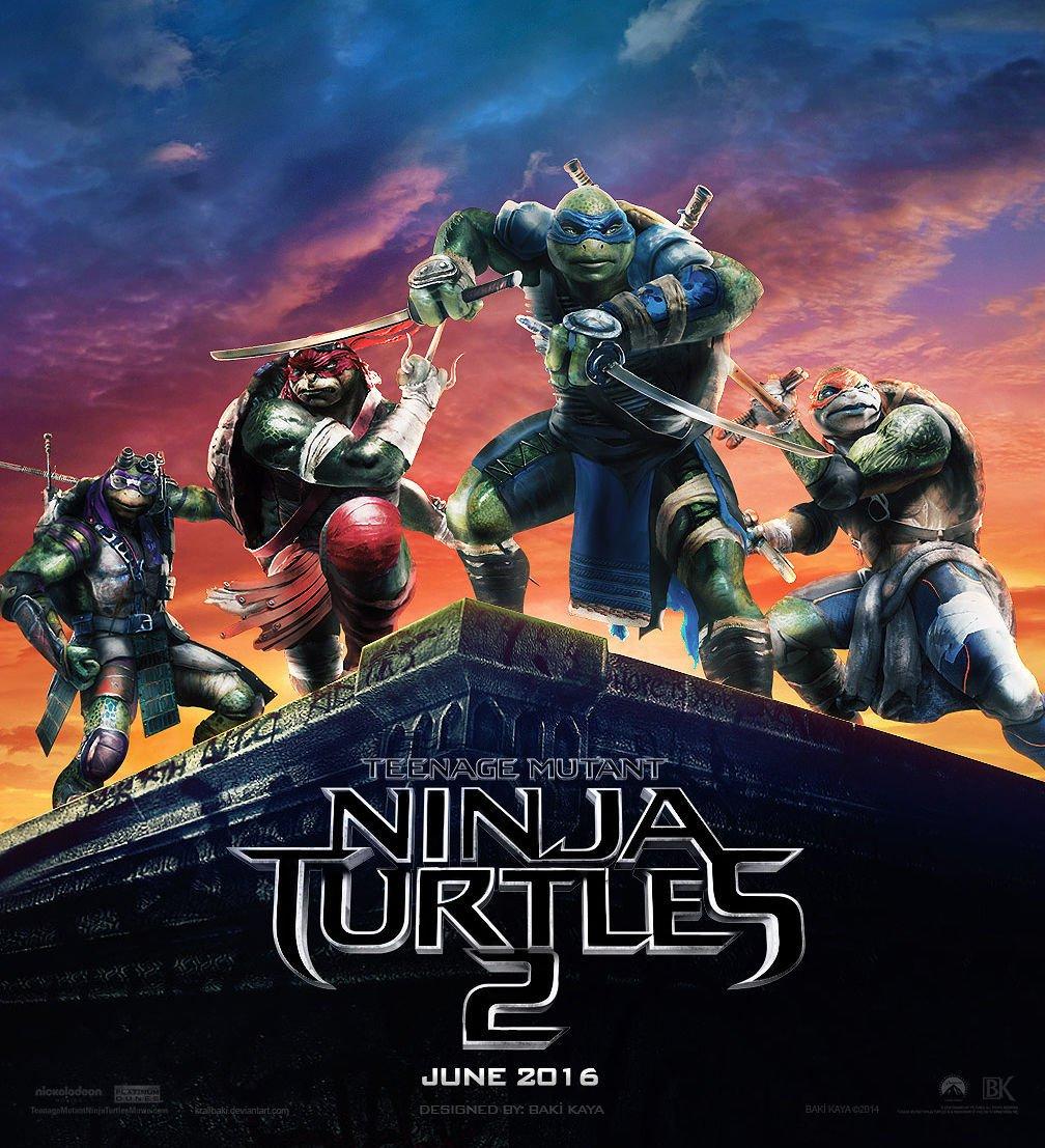 Photo of Regresan Las Tortugas Ninjas 2