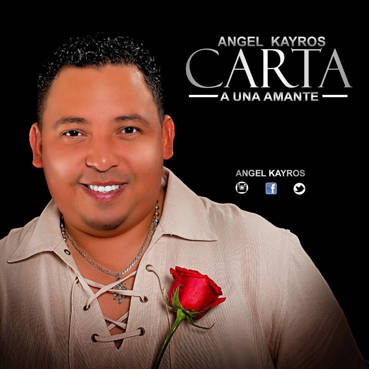 Photo of «Carta a Una Amante» de Ángel Kayros