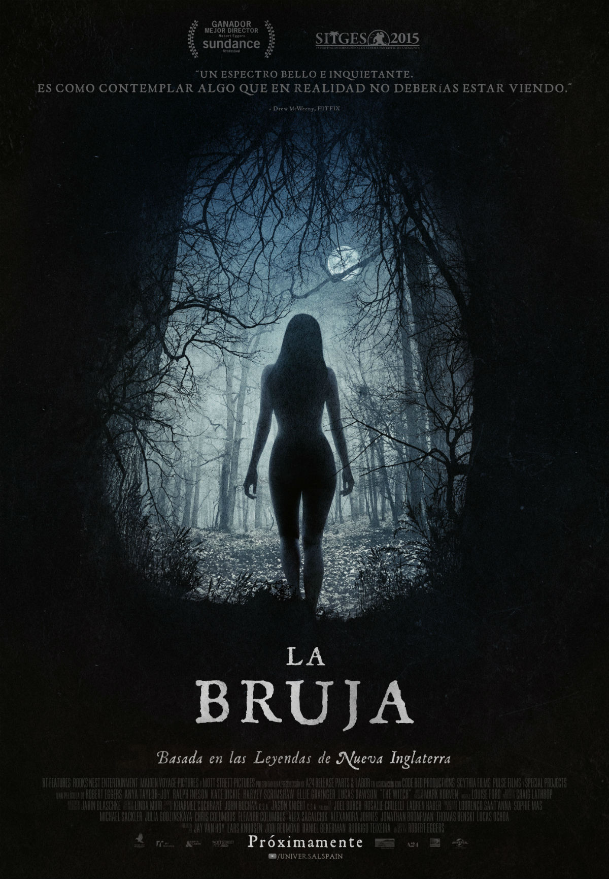Photo of La Bruja