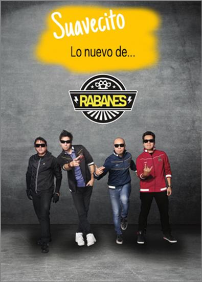 Photo of Nuevo álbum de los Rabanes «Urban Rock 2»