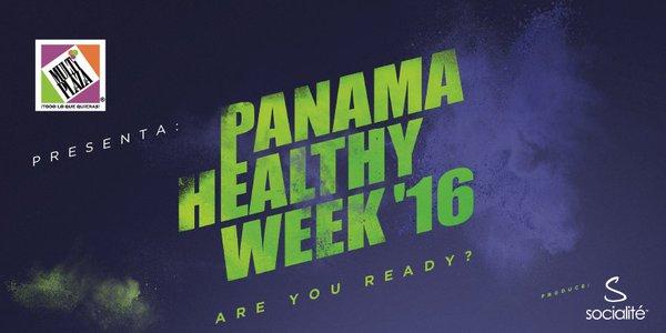 Photo of Panamá Healthy Week' 16