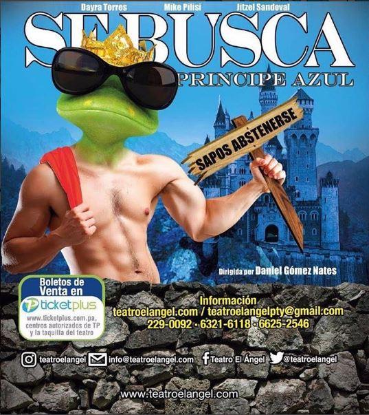 Photo of Se busca príncipe azul, sapos abstenerse