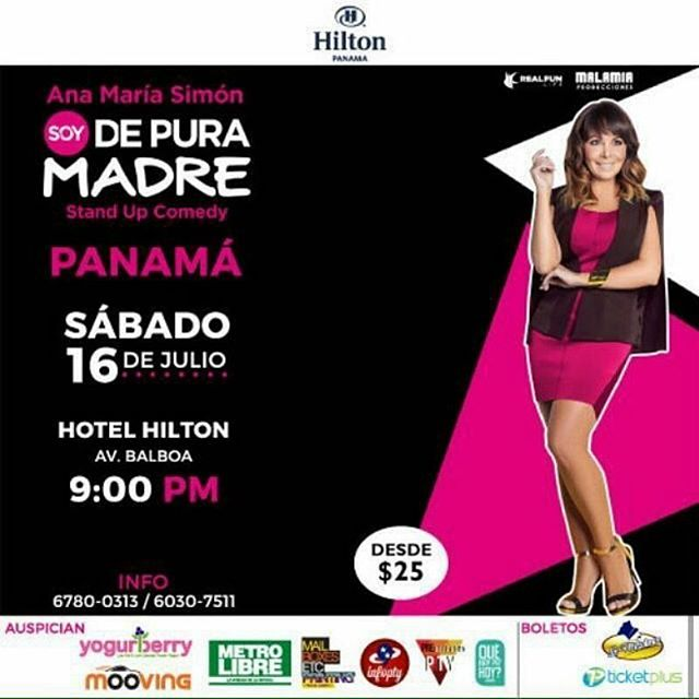 """Photo of Soy de pura madre """"Stand-up comedy"""""""