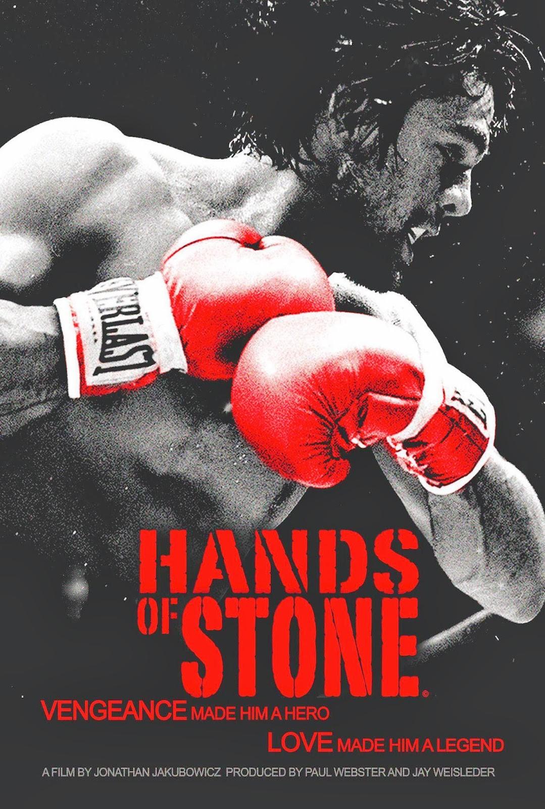 Photo of Esperando el estreno de 'Hands of Stone
