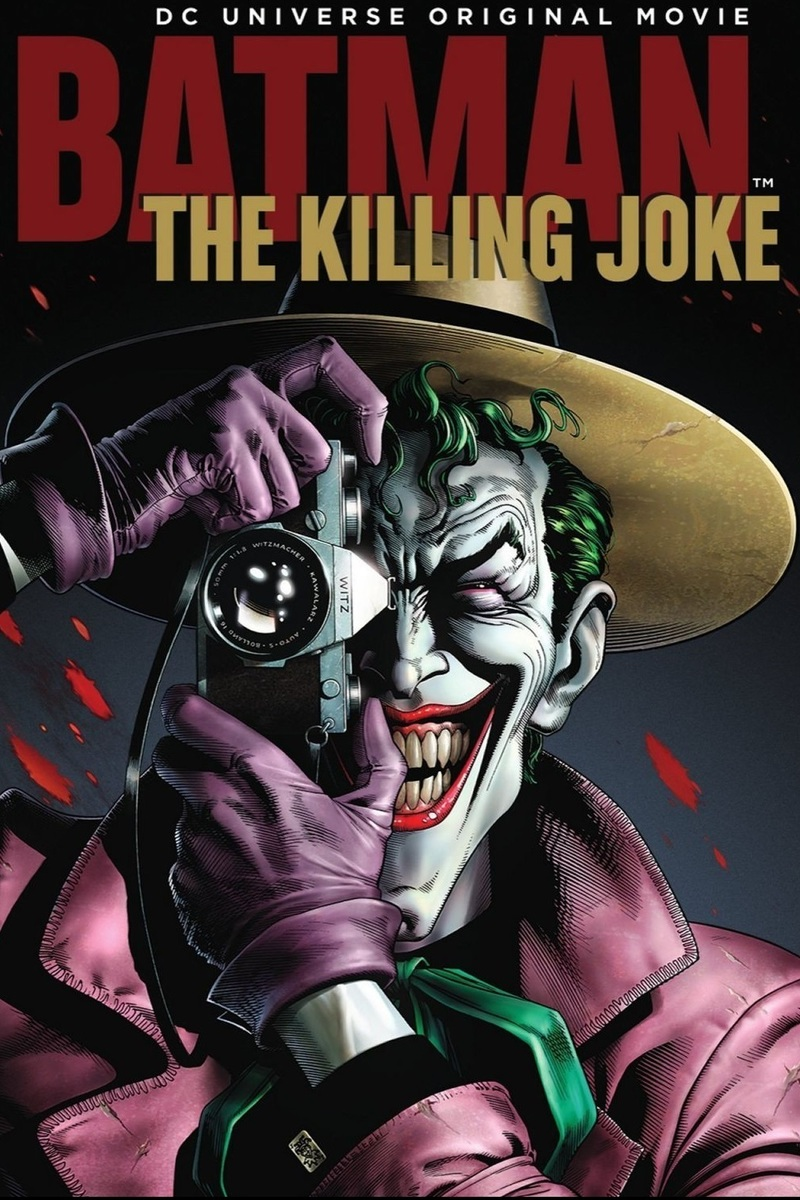 Photo of Batman:The Killing Joke
