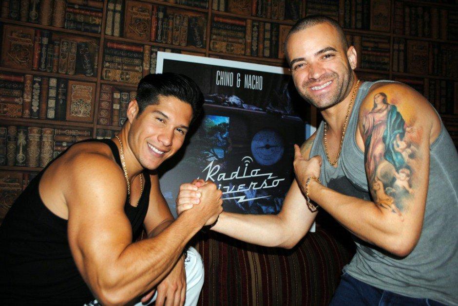 Photo of Chino y Nacho, preparan nuevo álbum