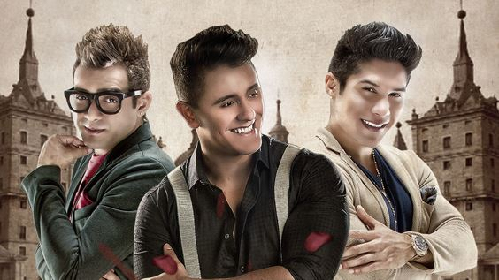 Photo of Joey Montana con Chino y Nacho