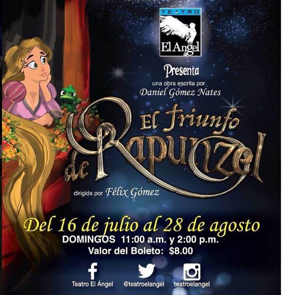 Photo of El Triunfo de Rapunzel