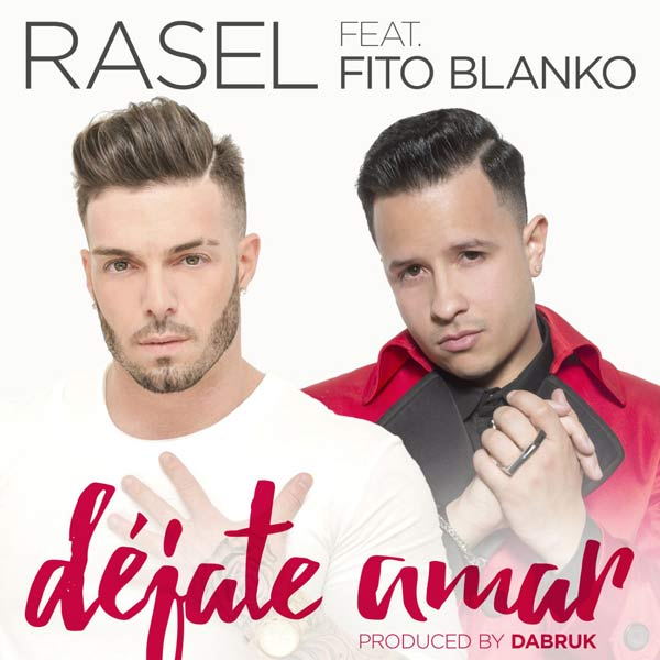 Photo of Rasel junto al panameño Fito Blanko