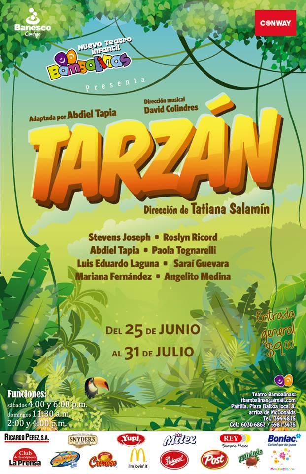 Photo of Tarzan