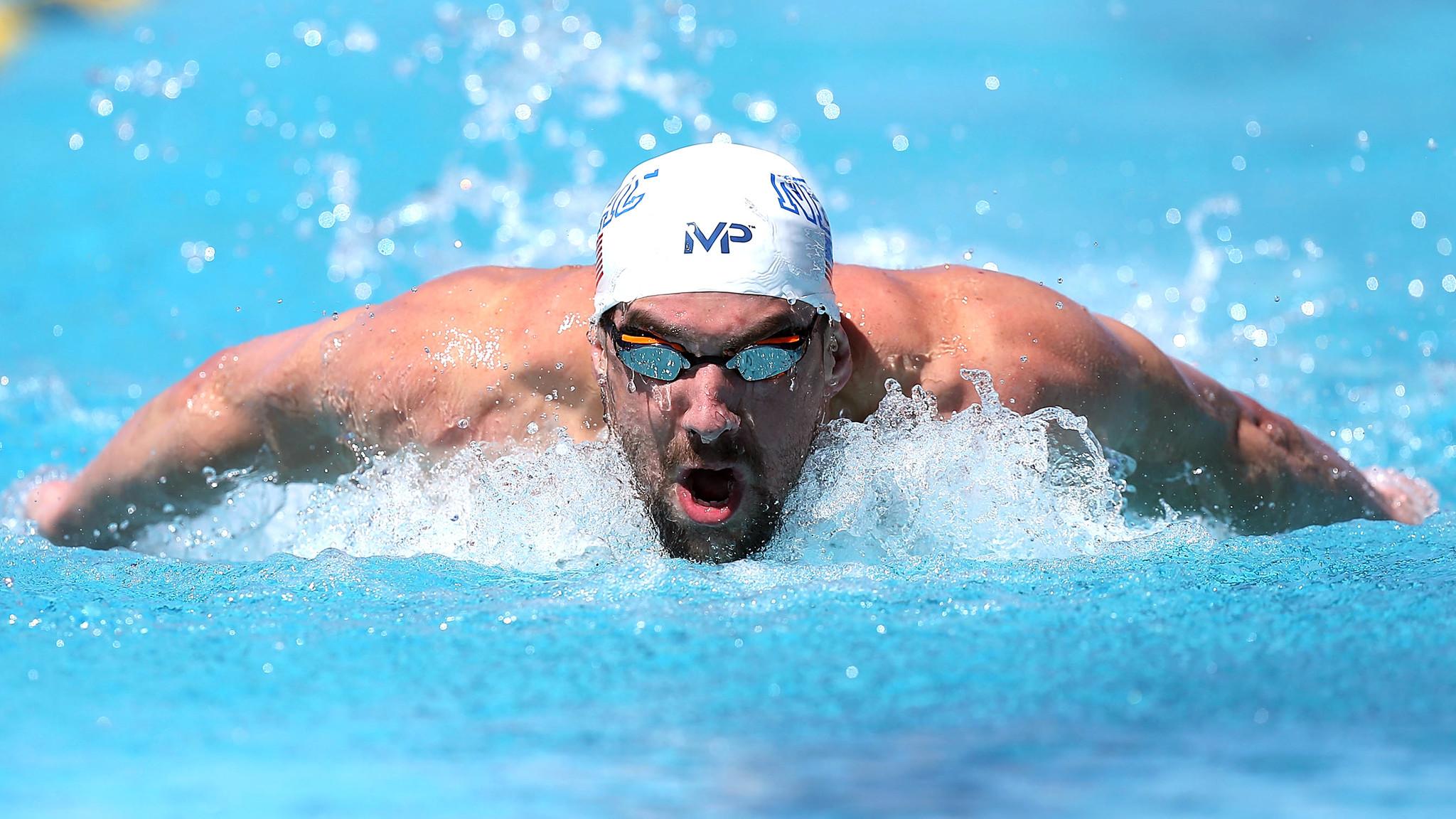 Photo of Michael Phelps Acabados Juegos Olímpicos de Río con 6 medallas