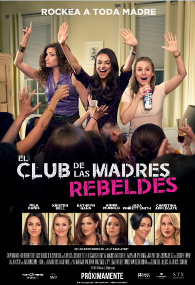 Photo of El Club de las Madres Rebeldes