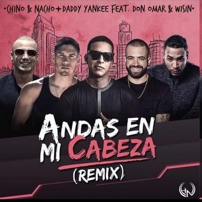 Photo of 'Andas en mi cabeza' en versión remix