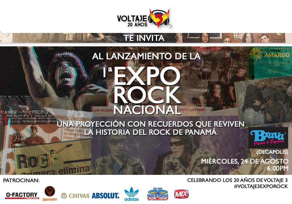 Photo of Expo de Rock Nacional en Panamá