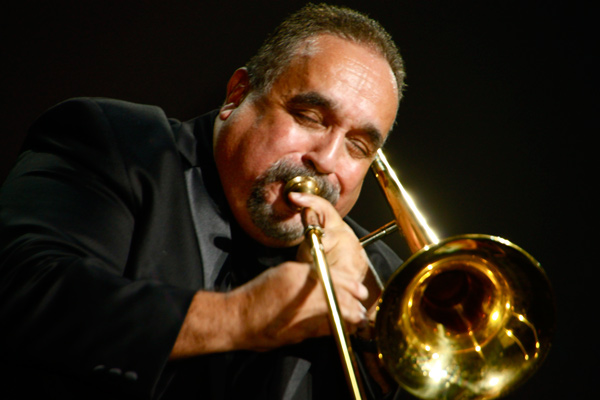 Photo of Willie Colón en Panamá