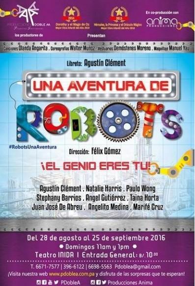 Photo of Una aventura de Robots