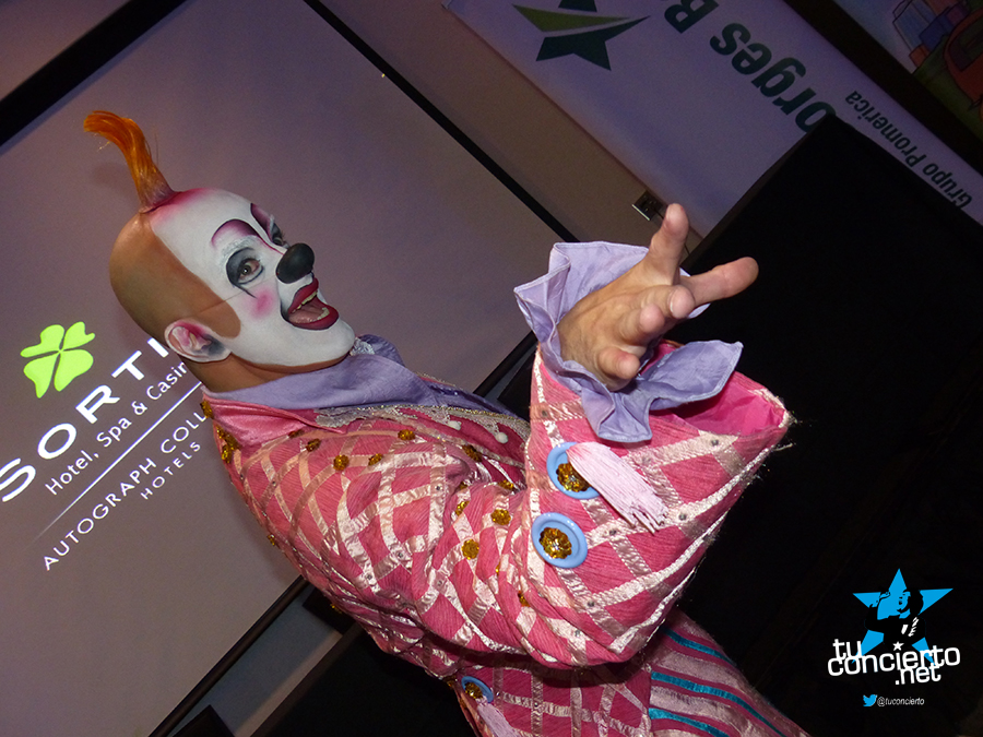 Photo of Conferencia de prensa de Universo Casuo