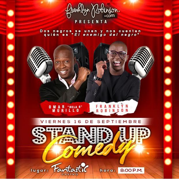 Photo of Stand Up Comedy Quien es el enemigo del negro