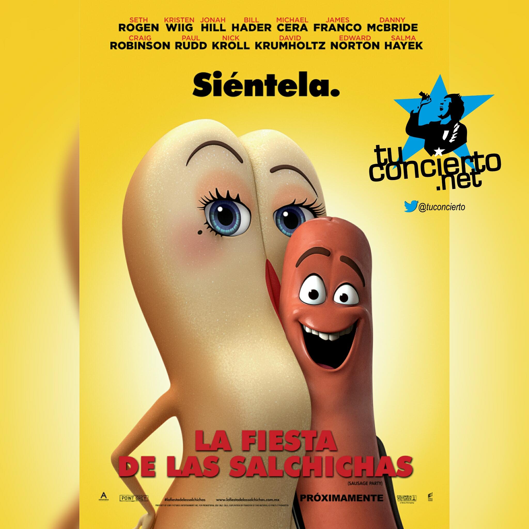 Photo of La #FiestadelasSalchichas Solo en cines