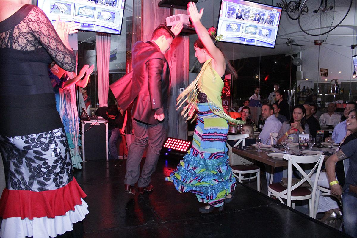 Photo of Flamenco, tapas y vino en Café Mar