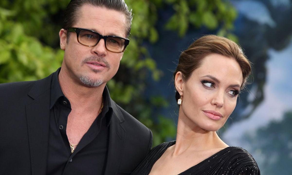 Photo of Angelina Jolie y Brad Pitt en custodia de sus hijos