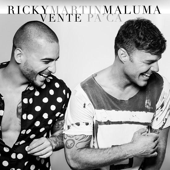 """Photo of """"Vente pa´ca"""" debuta en el número uno de la lista """"latin airplay"""" de Billboard"""