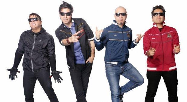 Photo of Los Rabanes en concierto en Panamá