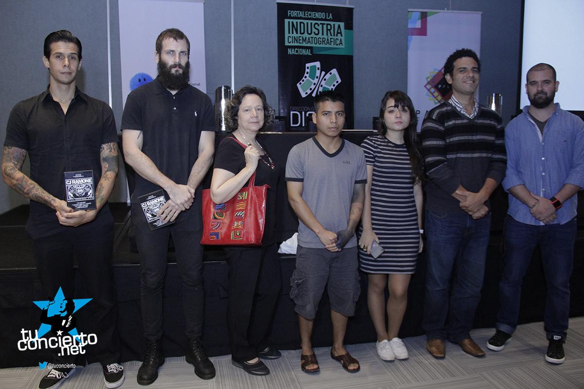 Photo of Conferencia de Prensa Festival de Cine Hayah