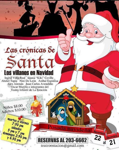 Photo of Las Crónicas de Santa