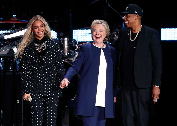 Photo of Beyonce y Jay Z se suman a la campaña de Hillary Clinton
