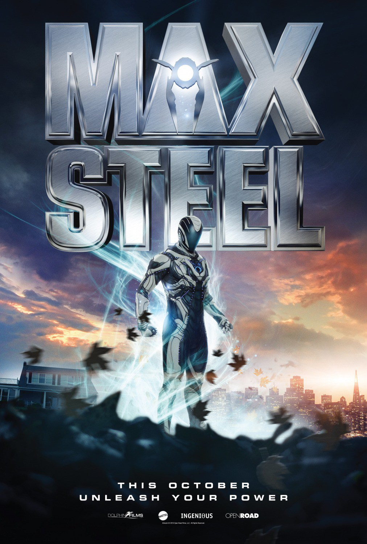 Photo of Max Steel
