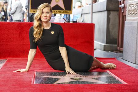 Photo of Amy Adams recibe estrella de Hollywood