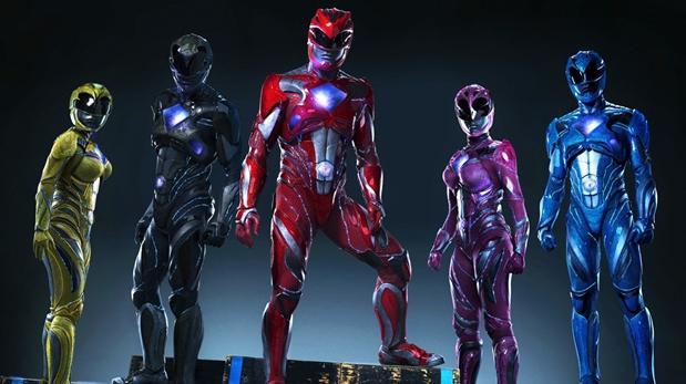 Photo of Trailer oficial de Power Ranger