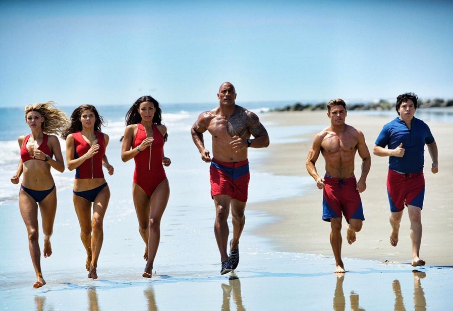Photo of Nuevo trailer de Baywatch