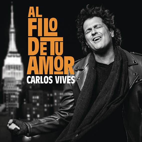 Photo of `Al filo de tu amor´de Carlos Vives rompe récord