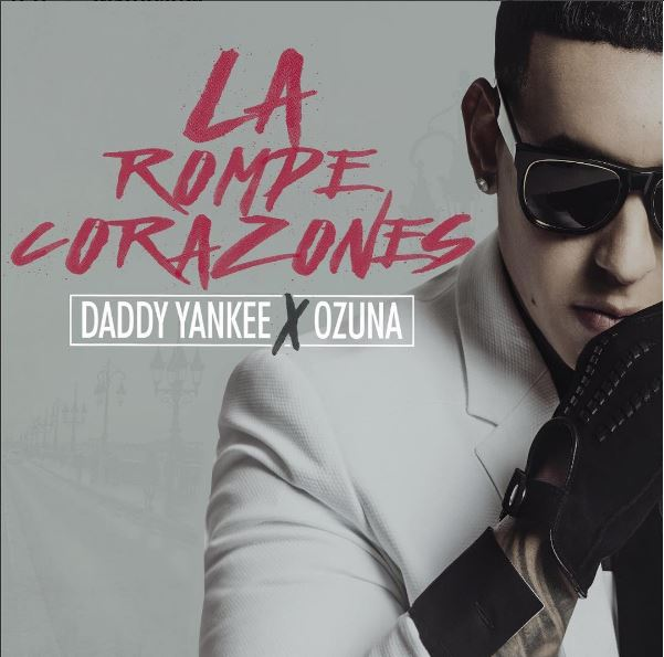 Photo of Daddy Yankee Ft Ozuna estrena`La Rompe Corazones´