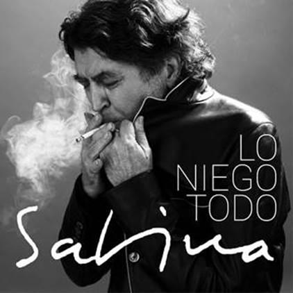 Photo of Joaquín Sabina presenta su nuevo single`Lo Niego Todo´