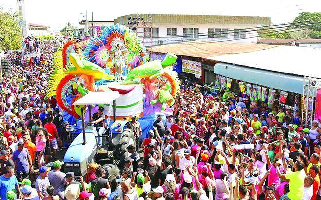 Photo of Panamá se prepara para Carnavales 2017