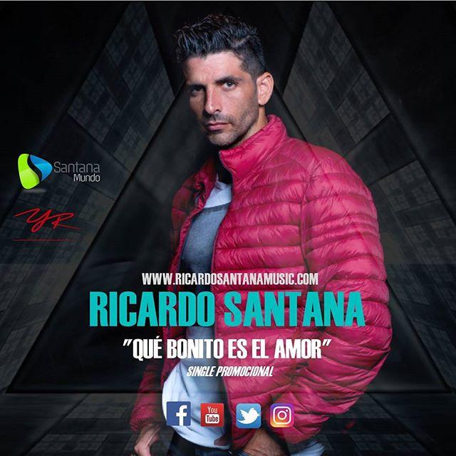 Photo of 'Que bonito es el amor' de Ricardo Santana