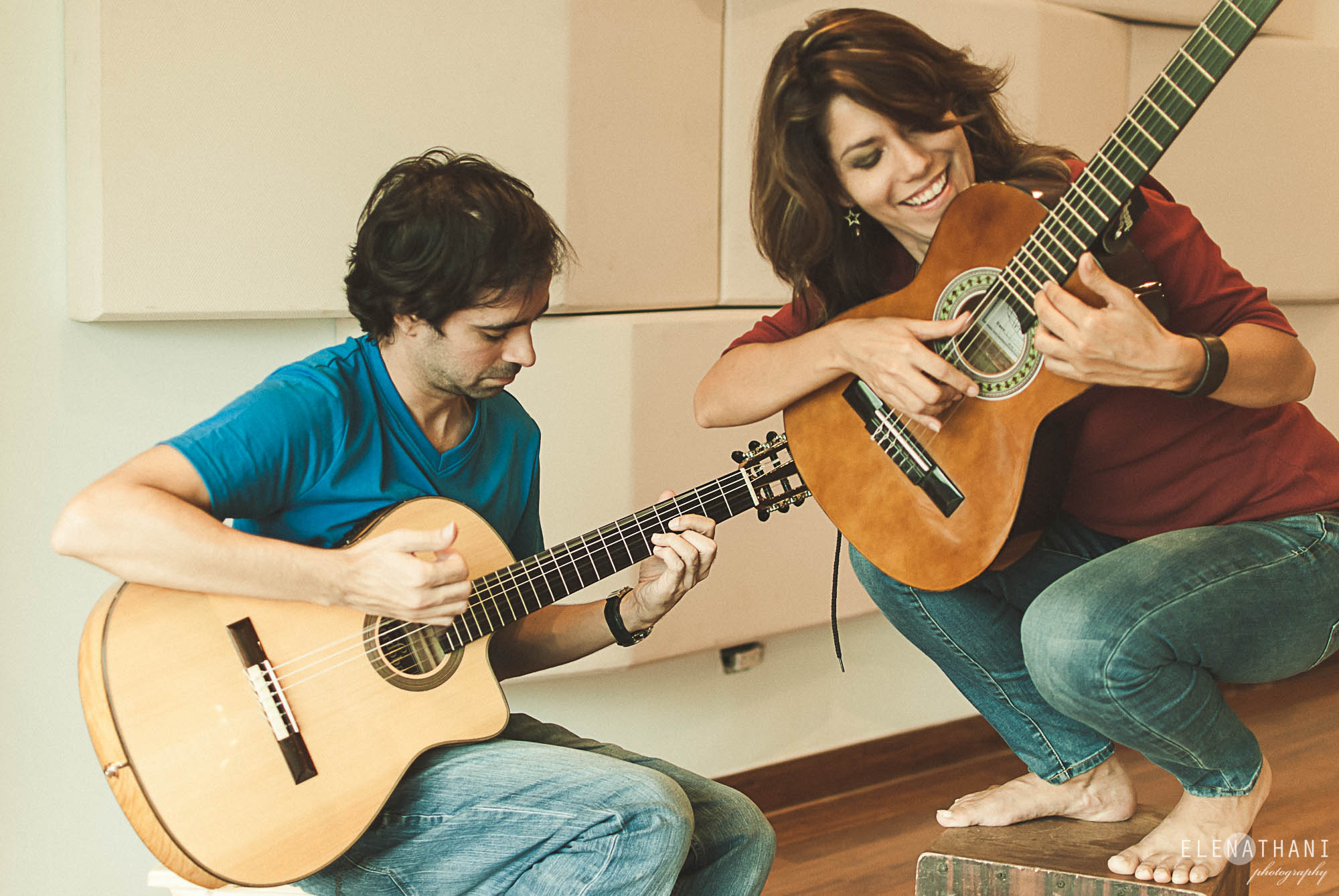 Photo of Monalisa & Rodrigo se preparan para #IntimoTuConcierto