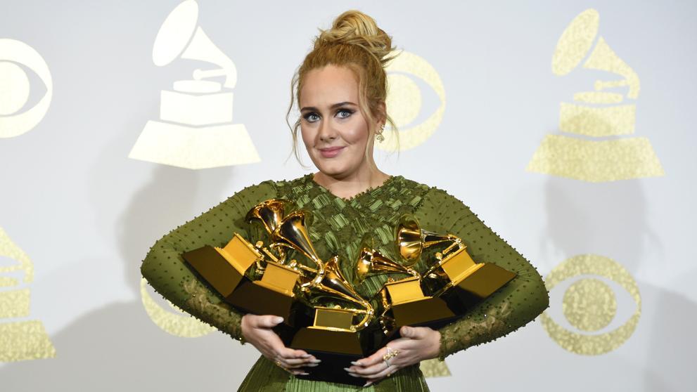 Photo of Adele triunfo llevándose 5 Latín Grammy