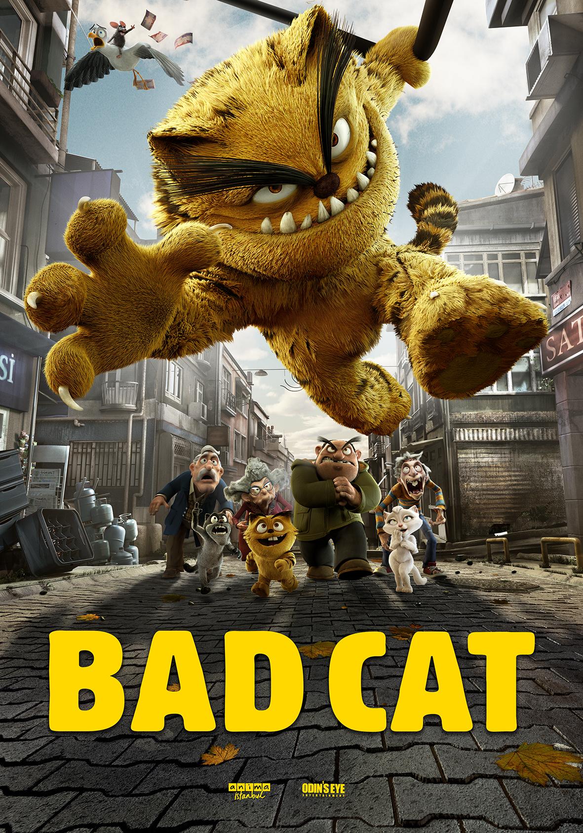 Photo of Bad Cat